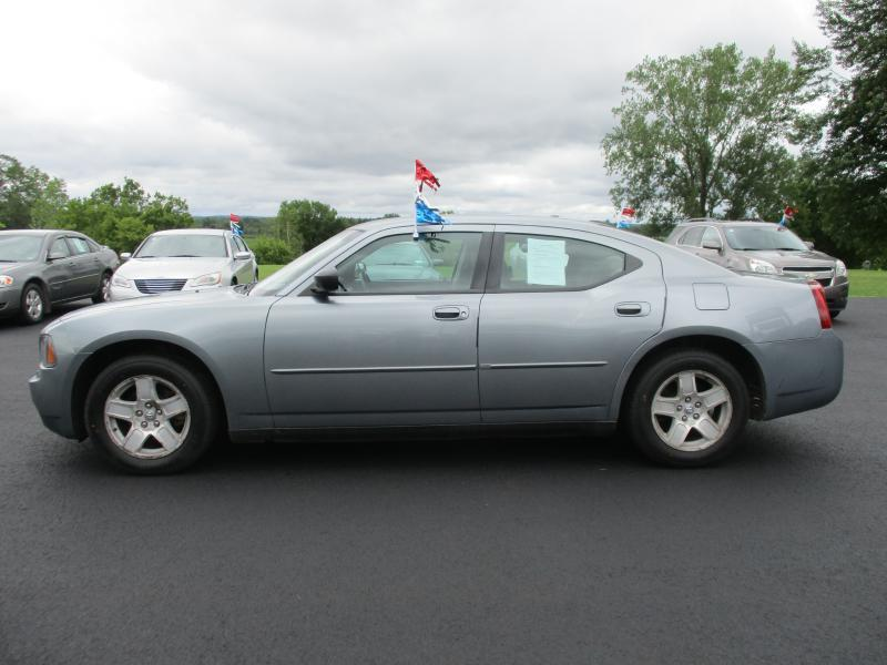 2007 Dodge Charger for sale at Frazer Motors in Canton NY
