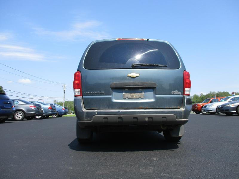 2007 Chevrolet Uplander for sale at Frazer Motors in Canton NY