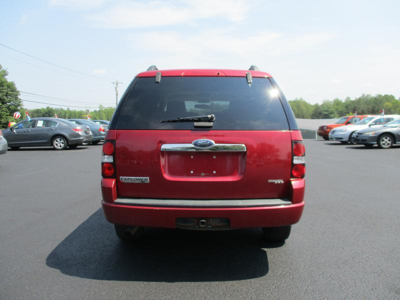 2007 Ford Explorer for sale at Frazer Motors in Canton NY