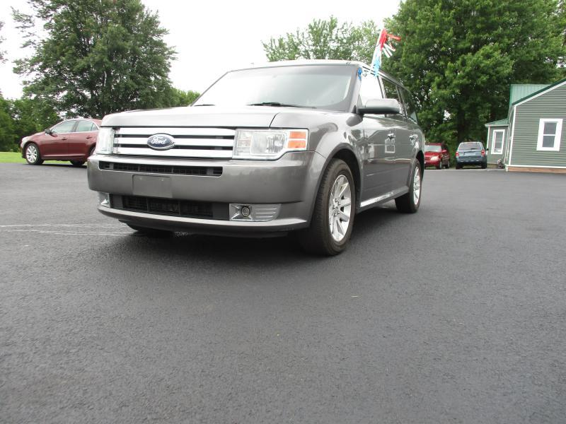 2010 Ford Flex for sale at Frazer Motors in Canton NY