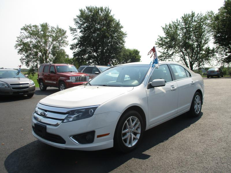 2012 Ford Fusion for sale at Frazer Motors in Canton NY
