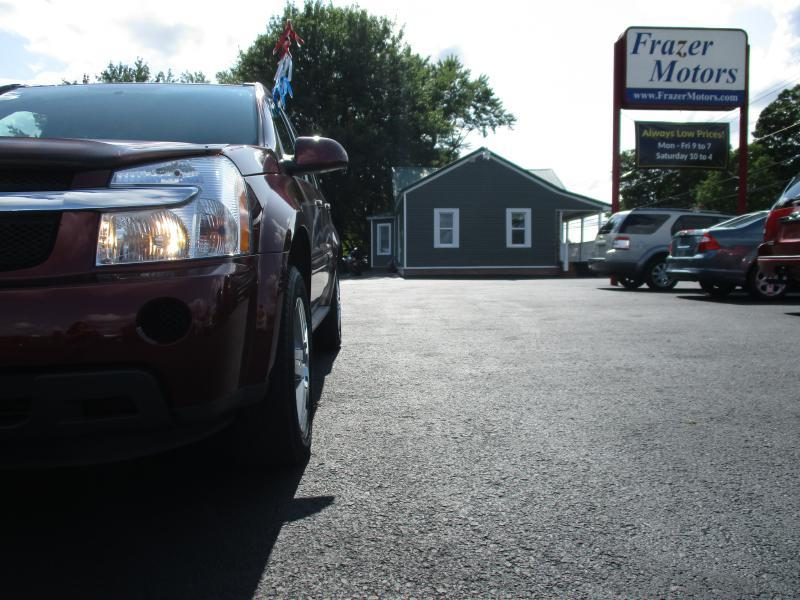 2009 Chevrolet Equinox for sale at Frazer Motors in Canton NY