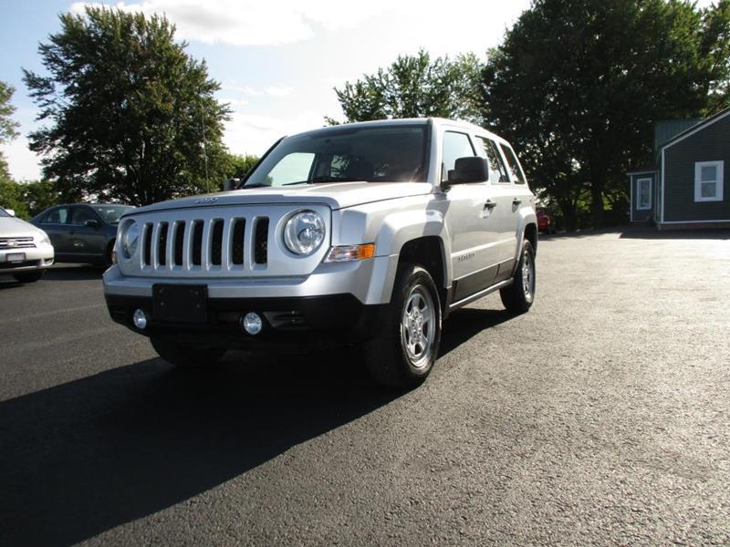 2012 Jeep Patriot for sale at Frazer Motors in Canton NY