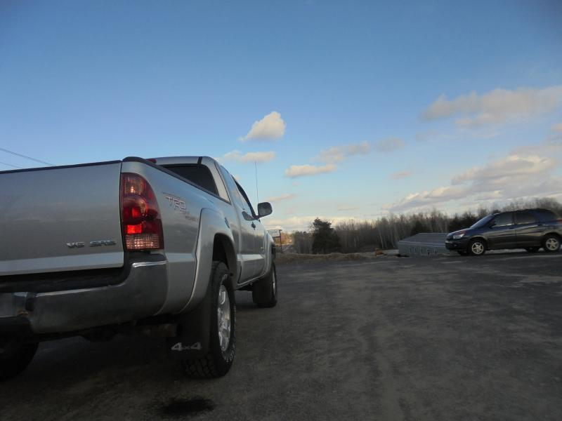 2008 Toyota Tacoma for sale at Frazer Motors in Canton NY