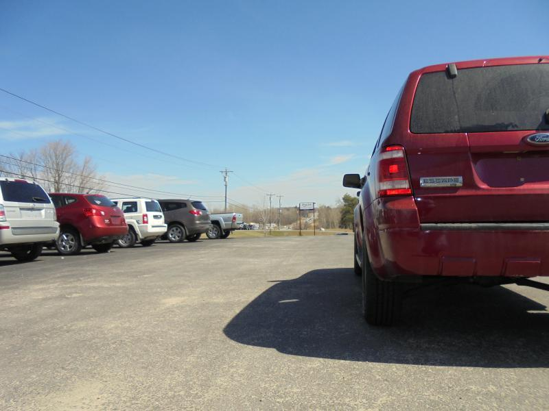 2008 Ford Escape for sale at Frazer Motors in Canton NY
