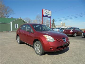 2008 Nissan Rogue for sale at Frazer Motors in Canton NY