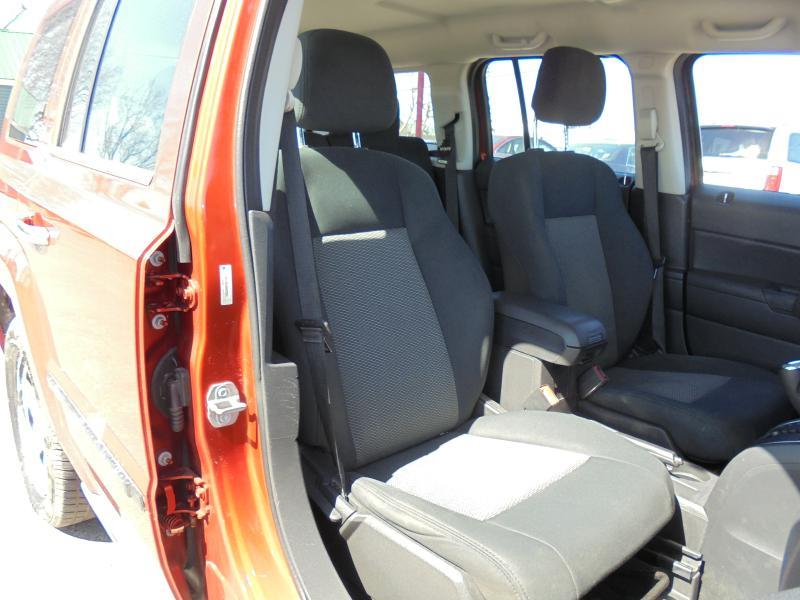 2010 Jeep Patriot for sale at Frazer Motors in Canton NY