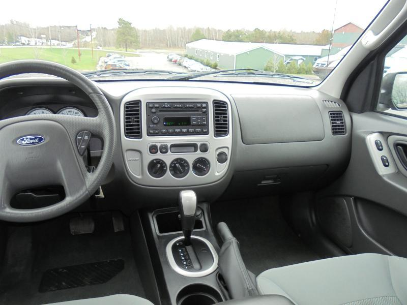 2006 Ford Escape for sale at Frazer Motors in Canton NY