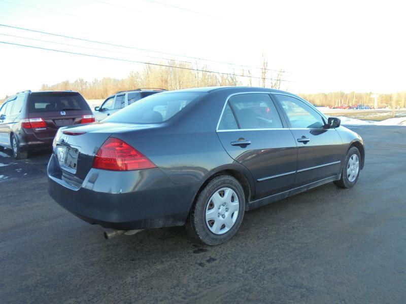 2007 Honda Accord for sale at Frazer Motors in Canton NY