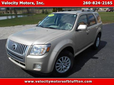 2010 Mercury Mariner for sale in Bluffton, IN