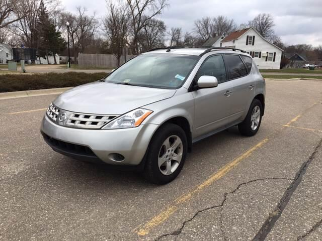 2005 Nissan Murano for sale at El Rancho Auto Sales in Marshall MN