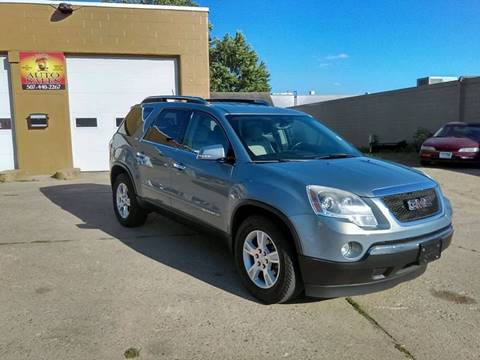 2007 GMC Acadia for sale at El Rancho Auto Sales in Marshall MN