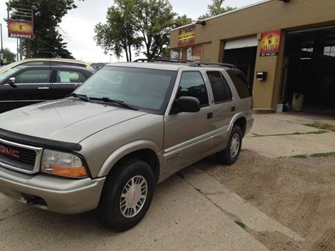 2001 GMC Jimmy for sale in Marshall, MN