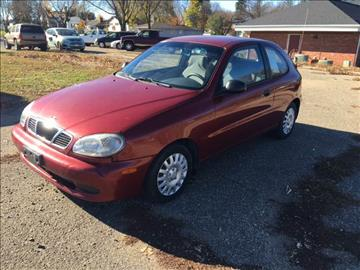 2001 Daewoo Lanos for sale in Marshall, MN