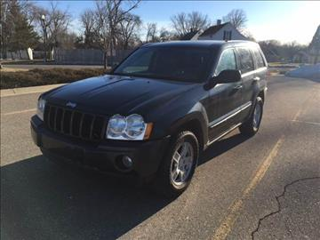 2007 Jeep Grand Cherokee for sale at El Rancho Auto Sales in Marshall MN
