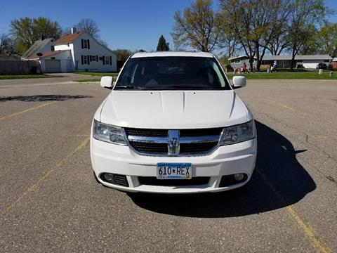 2010 Dodge Journey for sale at El Rancho Auto Sales in Marshall MN