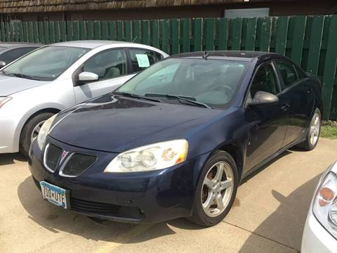 2009 Pontiac G6 for sale in Marshall, MN