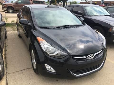 2012 Hyundai Elantra for sale in Marshall, MN