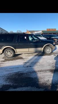 2010 Ford Expedition EL Eddie Bauer for sale at El Rancho Auto Sales in Marshall MN