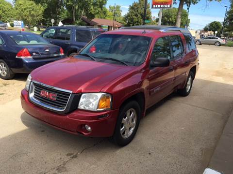 2004 GMC Envoy XUV for sale at El Rancho Auto Sales in Marshall MN