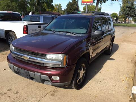 2006 Chevrolet TrailBlazer EXT for sale at El Rancho Auto Sales in Marshall MN