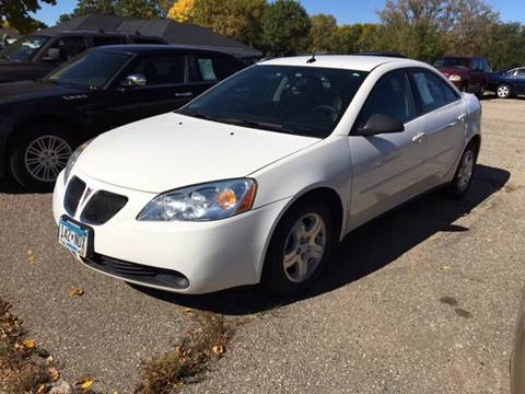 2008 Pontiac G6 for sale in Marshall, MN