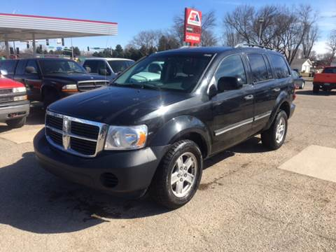 2008 Dodge Durango for sale in Marshall, MN