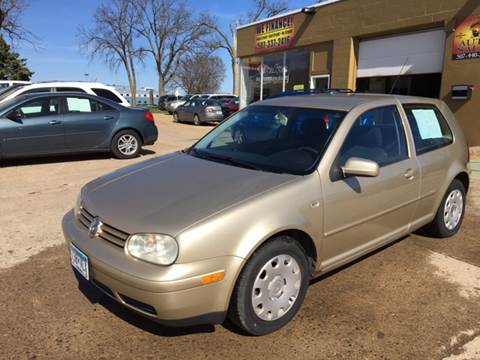 2003 Volkswagen Golf for sale in Marshall, MN