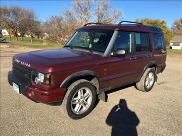 2003 land rover discovery for sale carmel in. Black Bedroom Furniture Sets. Home Design Ideas