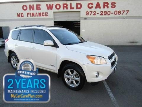 Used 2012 Toyota Rav4 For Sale In Texas Carsforsale Com