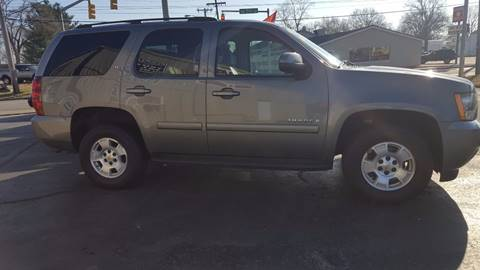 2007 Chevrolet Tahoe for sale in Richmond, IN