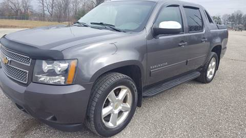 2011 Chevrolet Avalanche for sale in Richmond, IN