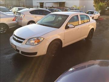 2007 Chevrolet Cobalt for sale at TOP QUALITY AUTO in Rancho Cordova CA