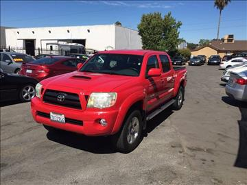 2005 Toyota Tacoma for sale at TOP QUALITY AUTO in Rancho Cordova CA