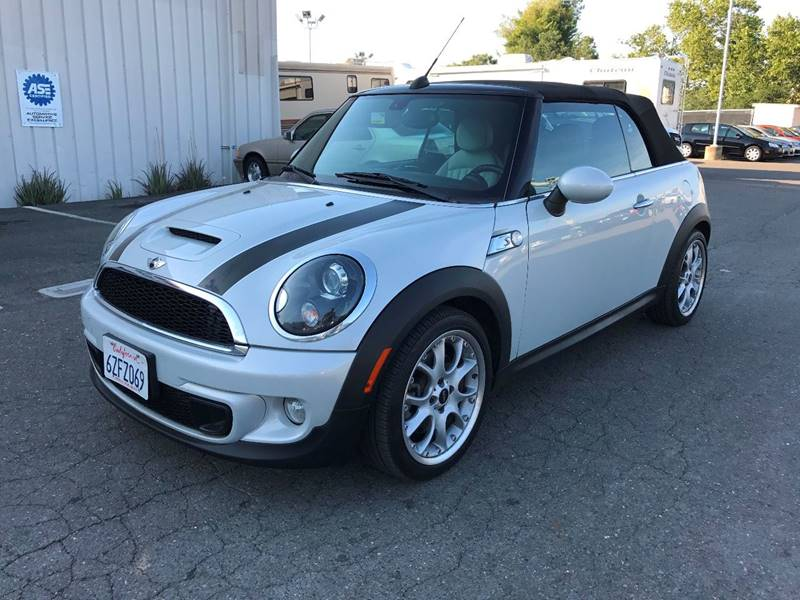 2012 MINI Cooper for sale at TOP QUALITY AUTO in Rancho Cordova CA