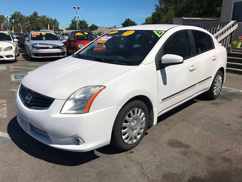 2011 Nissan Sentra for sale at TOP QUALITY AUTO in Rancho Cordova CA