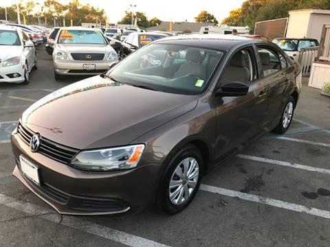 2011 Volkswagen Jetta for sale at TOP QUALITY AUTO in Rancho Cordova CA