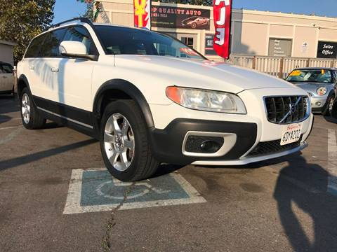 2008 Volvo XC70 for sale at TOP QUALITY AUTO in Rancho Cordova CA