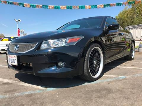 2008 Honda Accord for sale at TOP QUALITY AUTO in Rancho Cordova CA