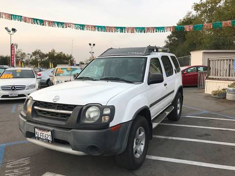 2004 Nissan Xterra for sale at TOP QUALITY AUTO in Rancho Cordova CA