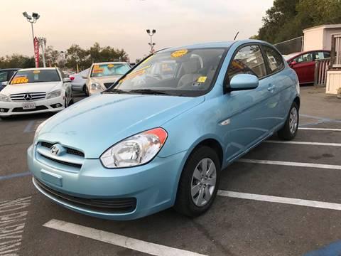 2011 Hyundai Accent for sale at TOP QUALITY AUTO in Rancho Cordova CA