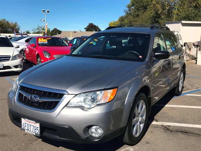 2008 Subaru Outback for sale at TOP QUALITY AUTO in Rancho Cordova CA