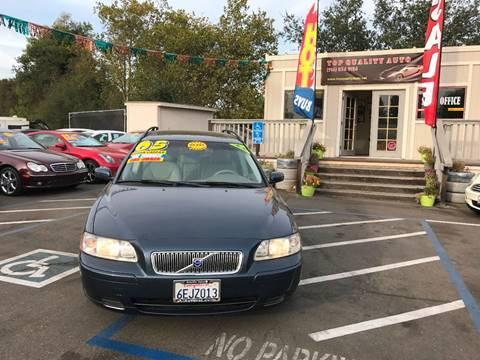 2005 Volvo V70 for sale at TOP QUALITY AUTO in Rancho Cordova CA