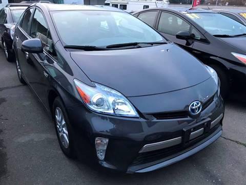 2015 Toyota Prius Plug-in Hybrid for sale at TOP QUALITY AUTO in Rancho Cordova CA