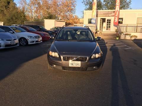 2007 Volvo V50 for sale at TOP QUALITY AUTO in Rancho Cordova CA