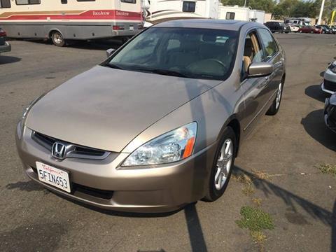 2004 Honda Accord for sale at TOP QUALITY AUTO in Rancho Cordova CA