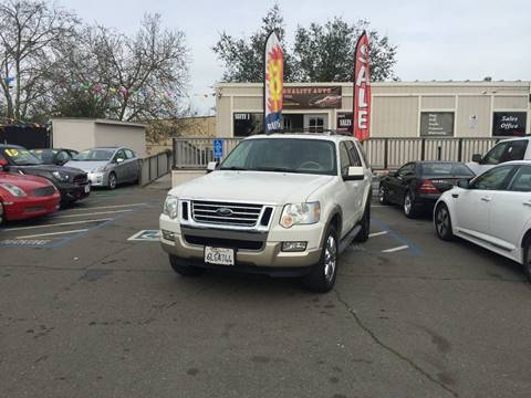 2010 Ford Explorer for sale at TOP QUALITY AUTO in Rancho Cordova CA