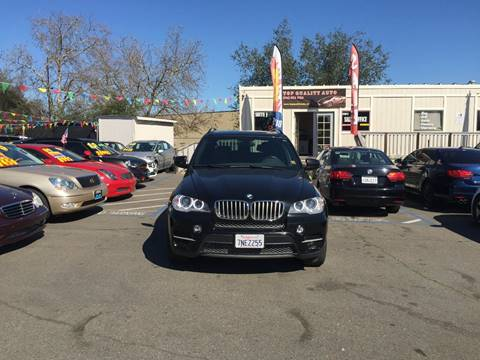 2012 BMW X5 for sale at TOP QUALITY AUTO in Rancho Cordova CA