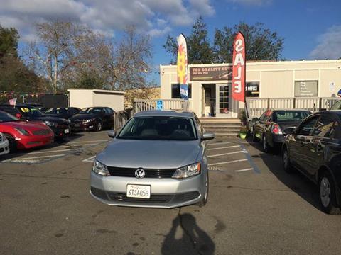 2012 Volkswagen Jetta for sale at TOP QUALITY AUTO in Rancho Cordova CA