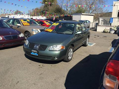 2005 Nissan Sentra for sale at TOP QUALITY AUTO in Rancho Cordova CA